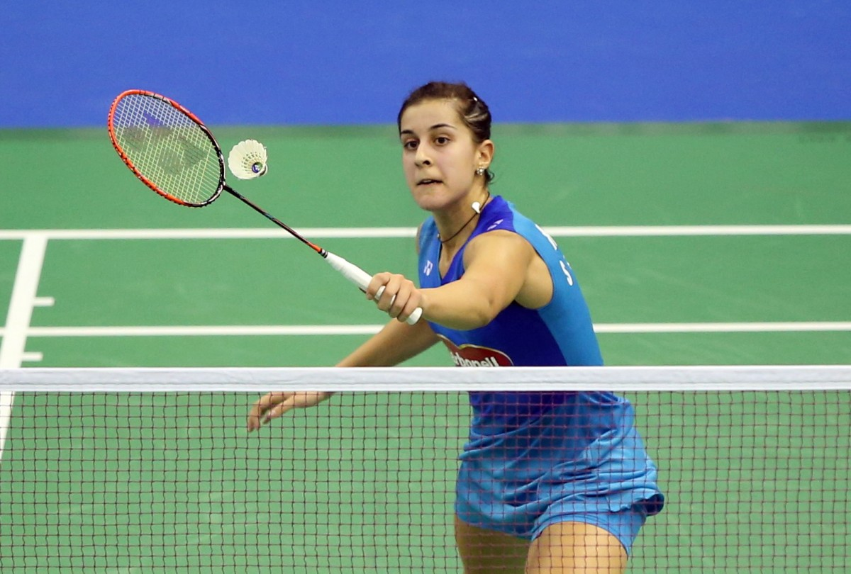 Carolina Marin Chen Long Reached Top 8 of Women s and Men s
